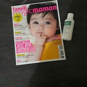 Magazine parents bébé + échantillon 3