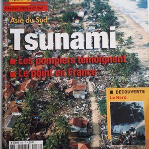 Magazine Le sapeur-pompier