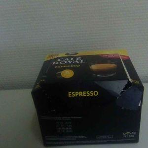 Capsule espresso