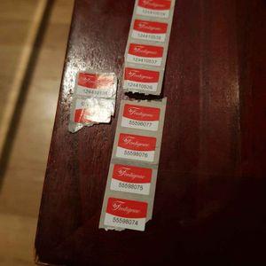 Étiquette Fontignac