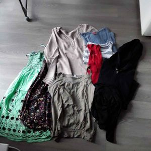 Lot de vêtements