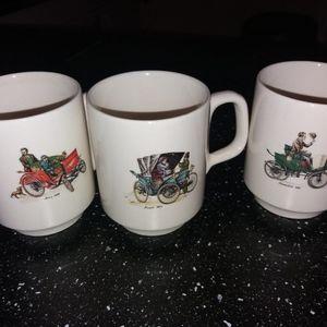3 tasses