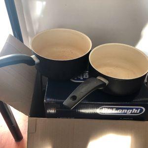 Lot casseroles