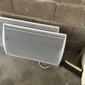 2 radiateurs bon état !
