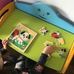 Puzzle bébé/ jeune enfant