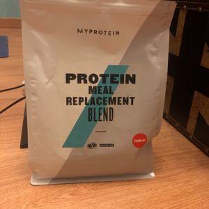 Substitut de repas en poudre - MyProtein