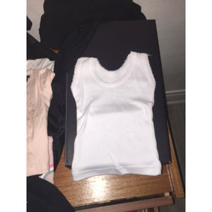 Teeshirt bébé blanc