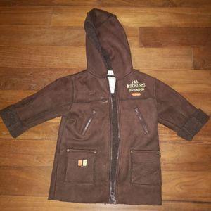 Manteau d'hiver taille 3A