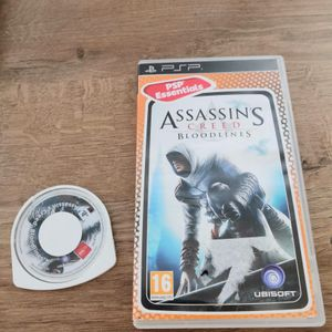 Jeu Assassin's Creed PSP