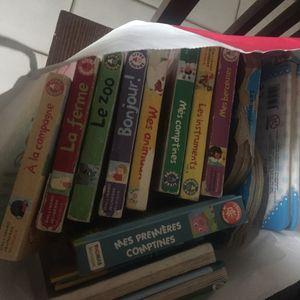 Livres bébés/enfants