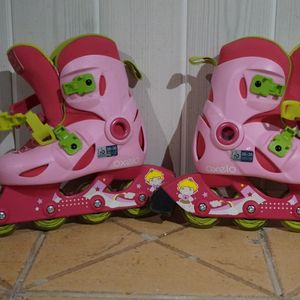 rollers fille T28-30