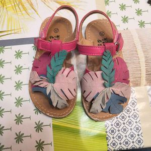 Chaussure fille ete
