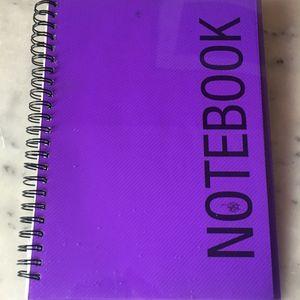 Carnet Notebook format A5