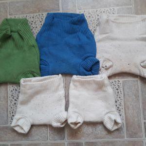Pour couches lavables