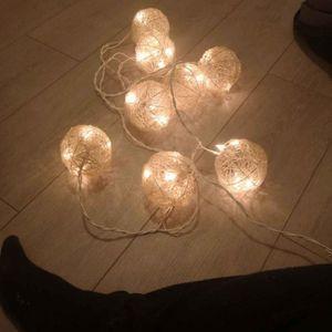 Guirlande lumineuse (avec prise)