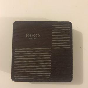 Poudre de soleil kiko