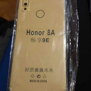 Coque honor 8A