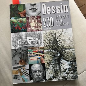 Livre pour apprendre le dessin