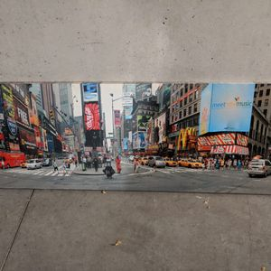 Toile déco New-York