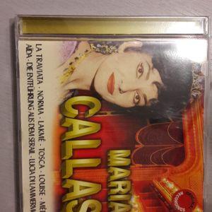 Cd Maria Callas