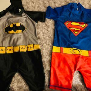 Déguisement Batman et superman S16 DC Comics