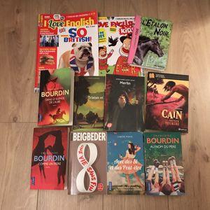 Lots de livres