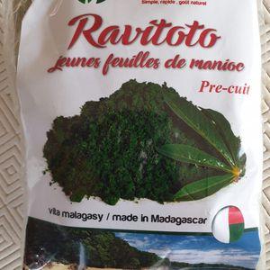 Ravitoto spécialité Malgache