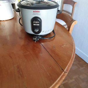 Cuit riz de cuit vapeur