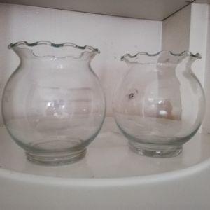 Deux petits vase