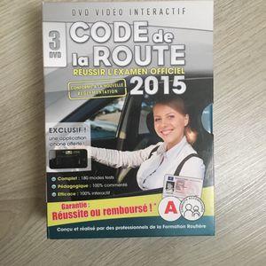 Dvd interactif code de la route