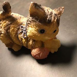Chat décoratif