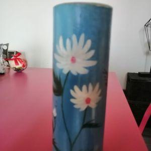 Bougie fleur