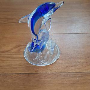 Dauphin cristal