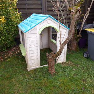 Petite maison pour enfant.