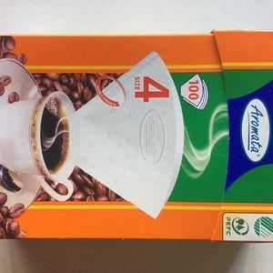 Paquet de filtres à café