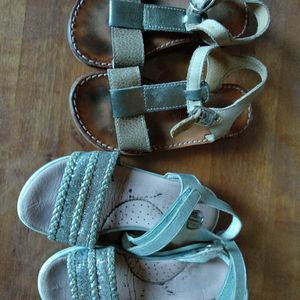 Chaussures filles taille 27