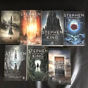 Lot Stephen King