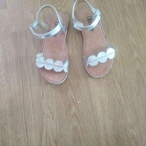Sandales fillette T30