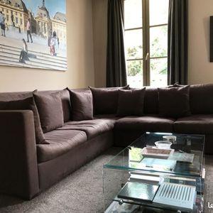 Canapé d'angle 2,50 X 2,50