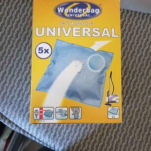 2 sacs aspirateur universel