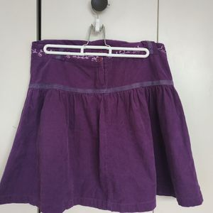 Jupe courte taille 38