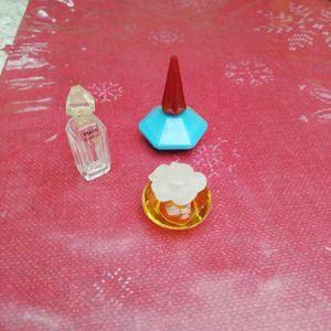 3 Miniature de parfums