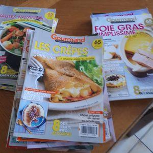 Magazines de cuisine