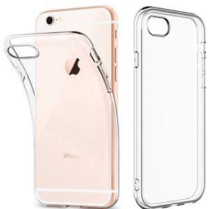 coque transparente iphone 6/6s neuve