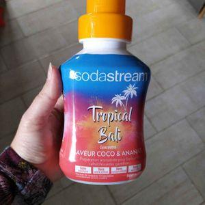 Concentré SodaStream tropical Bali