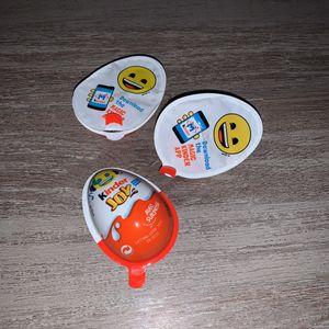 Lot 3 surprises kinder