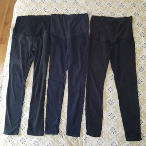 3 pantalon de grossesses .