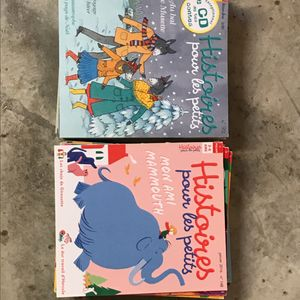 Histoires pour les petits 2-6 ans mensuel