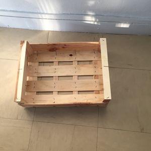 Cagettes bois