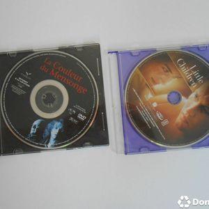 DVD Little children et La couleur du mensonge